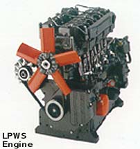 LPWS Series Engines